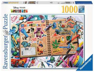 Disney Pixar Scrapbook 1000 pc Puzzle