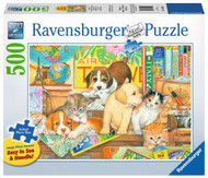 Pets on Tour 500 pc Puzzle