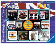 Beatles Album Covers 1964-1966 1000 pc Puzzle