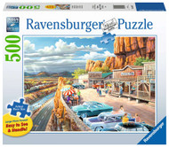 Scenic Overlook LF 500 pc Puzzle