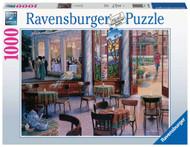 A Cafe Visit 1000 pc Puzzle