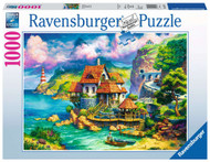 The Cliff House 1000 pc Puzzle