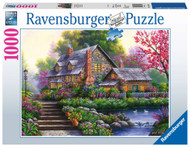 Romantic Cottage 1000 pc Puzzle