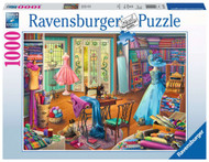 The Seamstress Shop 1000 pc Puzzle