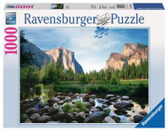 Yosemite Valley 1000 pc Puzzle