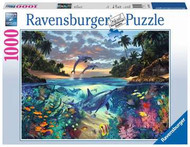 Coral Bay 1000 pc Puzzle