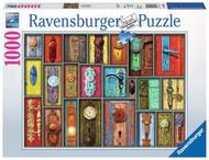 Antique Doorknobs 1000 pc Puzzle
