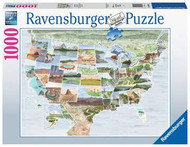From Sea to Shining Sea 1000 pc Puzzle