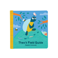 Theos Field Guide Book- Manhattan Toy Company
