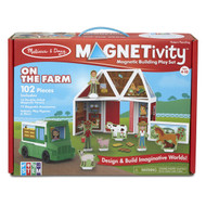 On the Farm Magnetivity Play Set