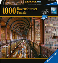 Trinity College Library 1000 piece puzzle