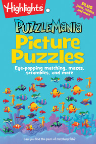 PuzzleMania Picture Puzzles by Highlights