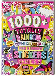 1000+ Neon Stickers Book