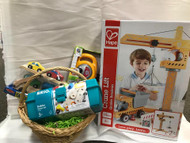 Boy 3+ Easter Basket