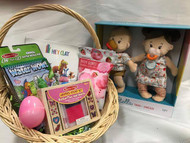6+ Girl Easter Basket