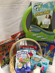 Outdoor all ages Easter Basket