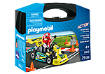 Go-Kart Racer Carry Case- Playmobil