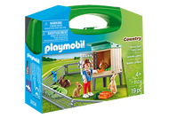 Playmobil Bunny Farm Carry Case