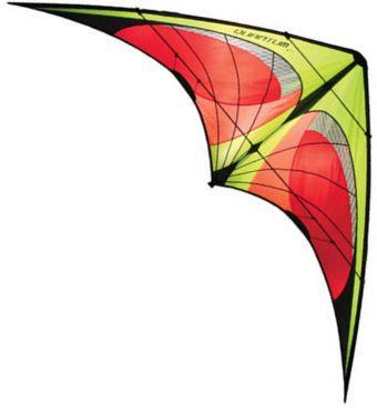 Quantum Stunt Kite - Fire