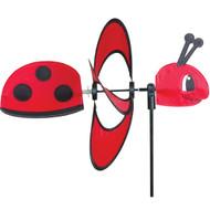 Ladybug mini spinner
