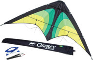 Osprey Stunt Kite - Green Raptor