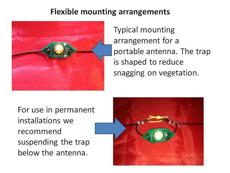 HF Antenna Traps Kit (pair) - SOTABEAMS