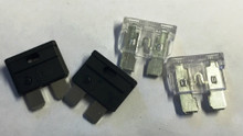 Automotive blade fuses for our Powerpole products