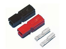 Powerpole connectors 15 Amps (5 red and 5 black + 10 contacts supplied)