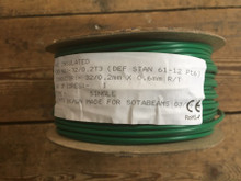 32/0.2 antenna wire Military Green
