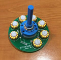 Switched inductors kit shown assembled