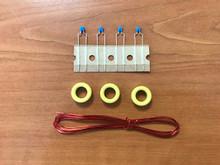 Low pass filter band kit
