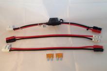 Easy Fit lead kit (PowerPole connectors)