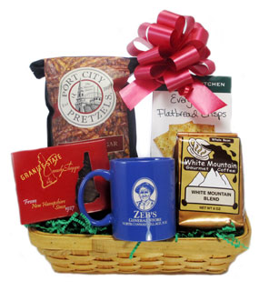 The Associate Corporate Gift Basket