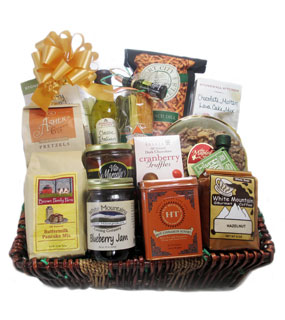 The Presidential Gift Basket