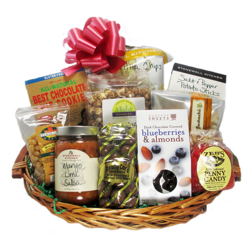 The vice president corporate gift basket zebs general store image 1 negle Gallery