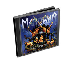 CD Gods Of War