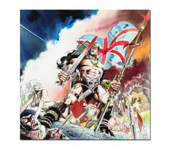 Giclee Print Hail To England