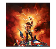 Giclee Print Kings Of Metal - Front