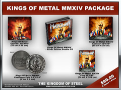 Kings Of Metal MMXIV Power Package