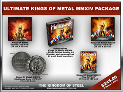 Ultimate Kings Of Metal MMXIV Power Package