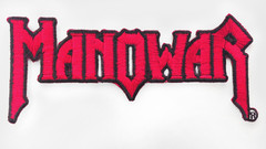 MANOWAR Logo Patch 3""