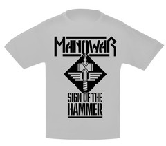 T-Shirt Sign Of The Hammer- Grey