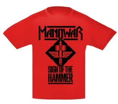 T-Shirt Sign Of The Hammer- Red
