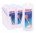 BAND AID 8'S J&J 12PK/BOX FLEX-FABRIC.