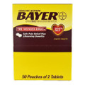 BAYER POUCH 50 X 2'S