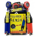 Lighter Leash - Display jar of 30 pcs.