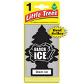 Little Trees Air Fresheners *BLACK ICE* - 24 Pack.