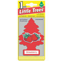 Little Trees Air Fresheners *Strawberry* - 24 Pack.
