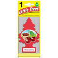 Little Tree Air Fresheners *Wild Cherry* - 24 Pack.