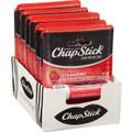 ChapStick Classic (Strawberry Flavor, 0.15 Oz) Lip Balm Tube-12 Pack -Exp 00-2000